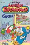 Cover for Lustiges Taschenbuch (Egmont Ehapa, 1967 series) #173 - Grrr!
