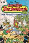 Cover for Lustiges Taschenbuch (Egmont Ehapa, 1967 series) #178 - Der verhinderte Entdecker