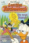 Cover for Lustiges Taschenbuch (Egmont Ehapa, 1967 series) #179 - Die neue Statue