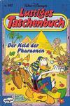 Cover for Lustiges Taschenbuch (Egmont Ehapa, 1967 series) #187 - Der Held der Pharaonen