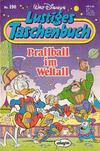 Cover for Lustiges Taschenbuch (Egmont Ehapa, 1967 series) #190 - Prallball im Weltall