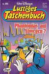 Cover for Lustiges Taschenbuch (Egmont Ehapa, 1967 series) #191 - Phantomias auf Abwegen