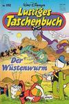 Cover for Lustiges Taschenbuch (Egmont Ehapa, 1967 series) #192 - Der Wüstenwurm