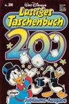 Cover for Lustiges Taschenbuch (Egmont Ehapa, 1967 series) #200 - Jubiläums-Ausgabe