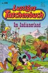 Cover for Lustiges Taschenbuch (Egmont Ehapa, 1967 series) #206 - Im Indianerland