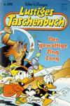 Cover for Lustiges Taschenbuch (Egmont Ehapa, 1967 series) #209 - Der gewaltige Zing Zong