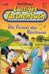 Cover for Lustiges Taschenbuch (Egmont Ehapa, 1967 series) #217 - Die Formel des Reichtums