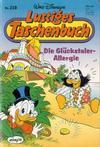 Cover for Lustiges Taschenbuch (Egmont Ehapa, 1967 series) #218 - Die Glückstaler-Allergie