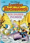 Cover for Lustiges Taschenbuch (Egmont Ehapa, 1967 series) #219 - Der Zauberzylinder