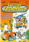 Cover for Lustiges Taschenbuch (Egmont Ehapa, 1967 series) #220 - Das Geheimnis des 313