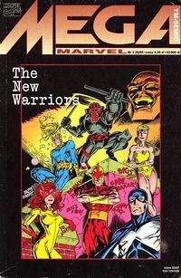 Cover Thumbnail for Mega Marvel (TM-Semic, 1993 series) #3/1995