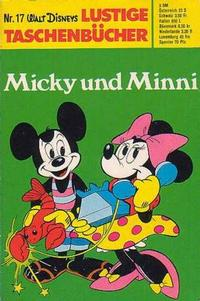 Cover Thumbnail for Lustiges Taschenbuch (Egmont Ehapa, 1967 series) #17 - Micky und Minni
