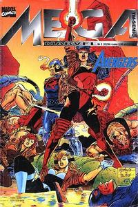 Cover Thumbnail for Mega Marvel (TM-Semic, 1993 series) #3/1996