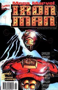 Cover Thumbnail for Mega Marvel (TM-Semic, 1993 series) #2/1998