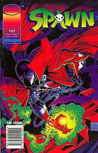Cover Thumbnail for Spawn (TM-Semic, 1997 series) #1/1997