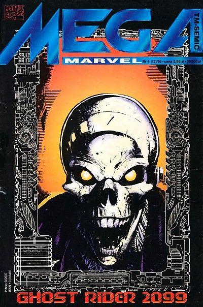 Cover for Mega Marvel (TM-Semic, 1993 series) #13 (4/1996)