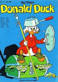 Cover Thumbnail for Donald Duck (Egmont Ehapa, 1974 series) #3