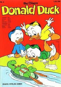 Cover Thumbnail for Donald Duck (Egmont Ehapa, 1974 series) #4