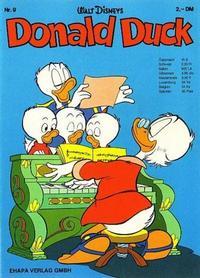 Cover Thumbnail for Donald Duck (Egmont Ehapa, 1974 series) #9