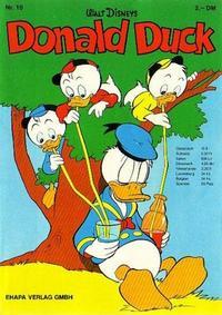 Cover Thumbnail for Donald Duck (Egmont Ehapa, 1974 series) #18