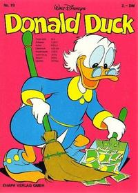 Cover Thumbnail for Donald Duck (Egmont Ehapa, 1974 series) #19