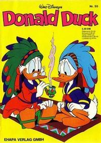 Cover Thumbnail for Donald Duck (Egmont Ehapa, 1974 series) #55