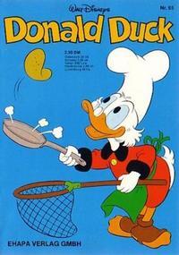 Cover Thumbnail for Donald Duck (Egmont Ehapa, 1974 series) #65