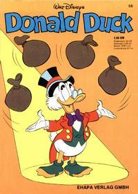 Cover Thumbnail for Donald Duck (Egmont Ehapa, 1974 series) #68