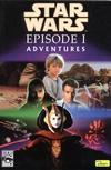 Cover for Star Wars Sonderband (Dino Verlag, 1999 series) #5 - Episode I - Adventures