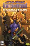 Cover for Star Wars Sonderband (Dino Verlag, 1999 series) #7 - Schatten des Imperiums - Evolution