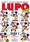 Cover for Lupo Modern (Pabel Verlag, 1964 series) #v1#1