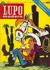 Cover for Lupo modern (Kauka Verlag, 1965 series) #v1#10
