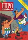 Cover for Lupo modern (Kauka Verlag, 1965 series) #v1#11
