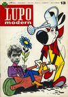 Cover for Lupo modern (Kauka Verlag, 1965 series) #v1#13