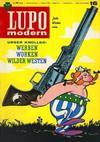 Cover for Lupo modern (Kauka Verlag, 1965 series) #v1#16