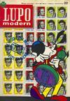 Cover for Lupo modern (Kauka Verlag, 1965 series) #v1#22