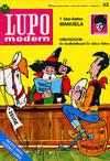 Cover for Lupo modern (Kauka Verlag, 1965 series) #v1#32