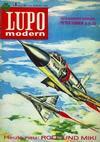 Cover for Lupo Modern (Pabel Verlag, 1964 series) #v2#6