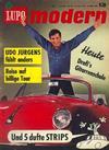 Cover for Lupo modern (Kauka Verlag, 1965 series) #v2#13