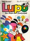 Cover for Lupo (Pabel Verlag, 1980 series) #5