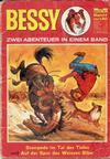 Cover for Bessy Doppelband (Bastei Verlag, 1969 series) #4