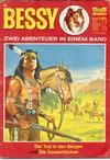 Cover for Bessy Doppelband (Bastei Verlag, 1969 series) #26