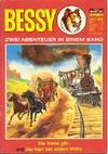 Cover for Bessy Doppelband (Bastei Verlag, 1969 series) #34