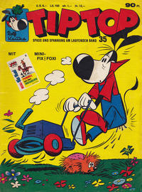 Cover Thumbnail for Tip Top (Gevacur, 1966 series) #35