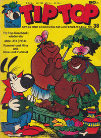 Cover Thumbnail for Tip Top (Gevacur, 1966 series) #38