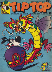 Cover Thumbnail for Tip Top (Gevacur, 1966 series) #39