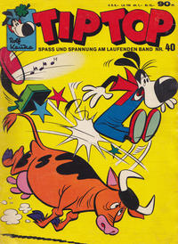 Cover Thumbnail for Tip Top (Gevacur, 1966 series) #40