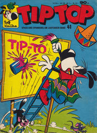 Cover Thumbnail for Tip Top (Gevacur, 1966 series) #41