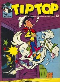 Cover Thumbnail for Tip Top (Gevacur, 1966 series) #42