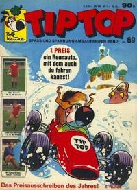 Cover Thumbnail for Tip Top (Gevacur, 1966 series) #69